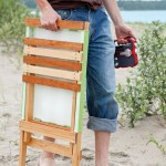 Folding beach chair woodworking plans 02
