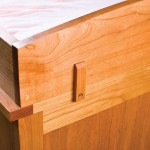 baby changing table woodworking plans 04