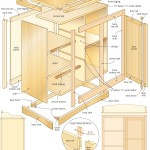 baby changing table woodworking plans 05