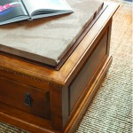 coffee table storage bench woodworking plans 02