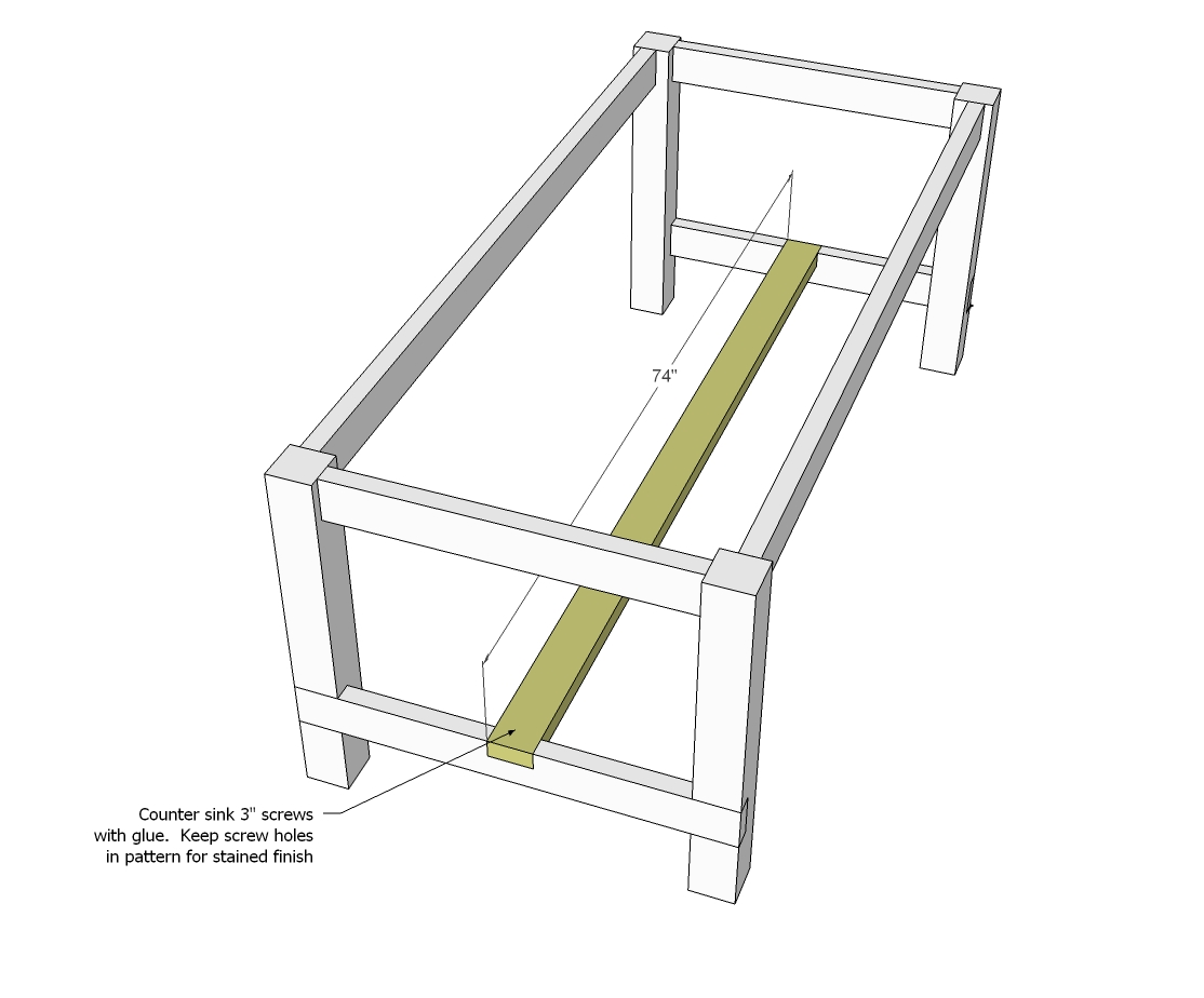 Book of farm table woodworking plans in thailand by mia for Farm table woodworking plans