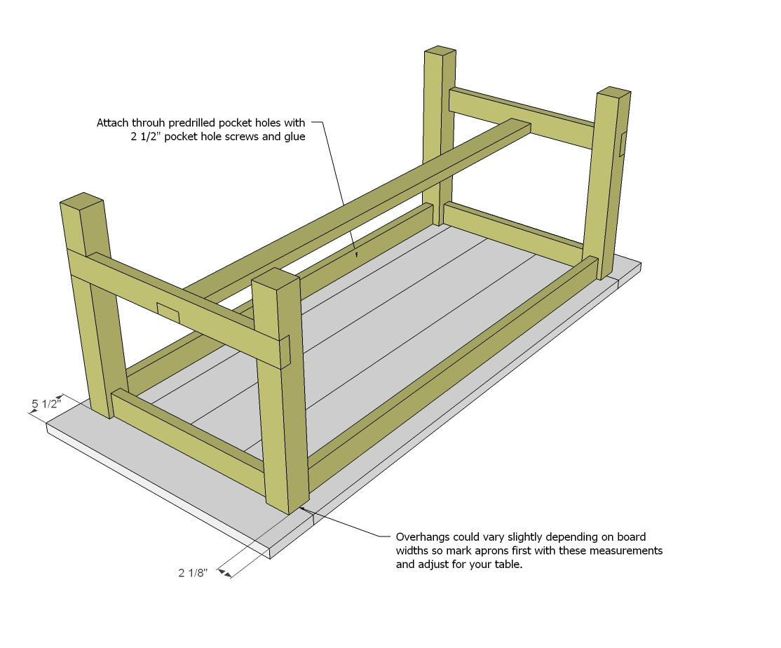 pdf woodworking plans table base plans free