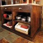 kitchen island woodworking plans 02