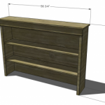 Bouclier Hutch Woodworking Plans 2