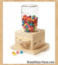 Gumdrop machine woodworking plans