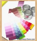 How to Match Paint Colors to Print Colors