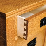 Mission end table woodworking plans 2