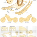 Motorcycle rocker woodworking plans 6