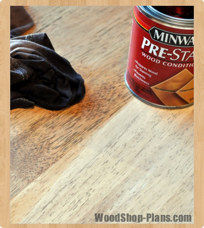 When to Use a Pre-Stain Wood Conditioner