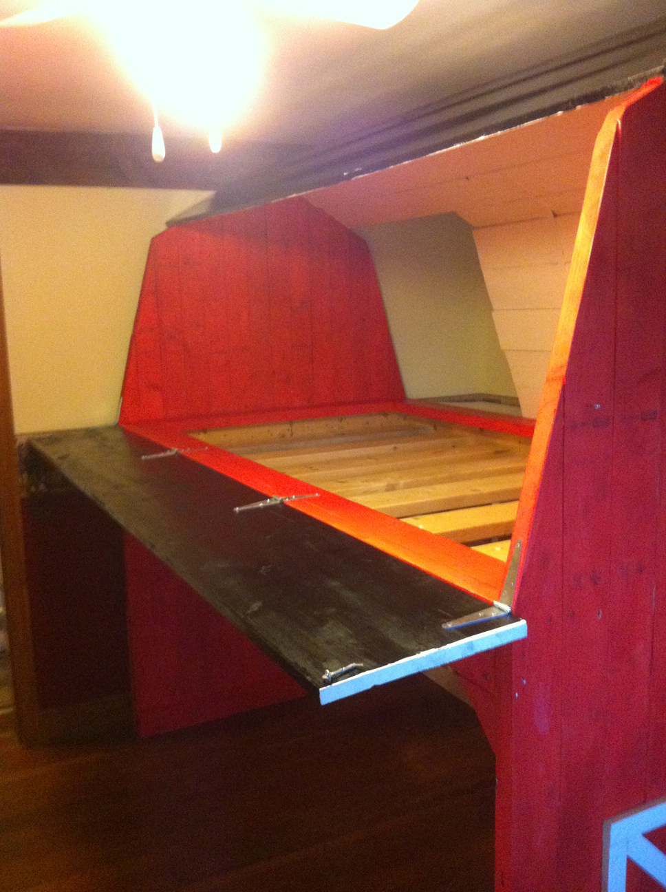 Barn Bunk Bed Woodworking Plans Woodshop Plans
