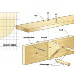 coat rack woodworking plans 2