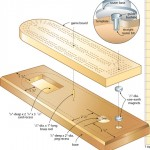 cribbage board woodworking plans 3