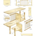 dish organizer rack woodworking plans 2