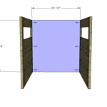 dog house woodworking plans step 2