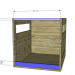 dog house woodworking plans step 4
