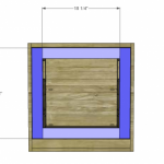 dog house woodworking plans step 5