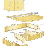 dresser valet woodworking plans 2