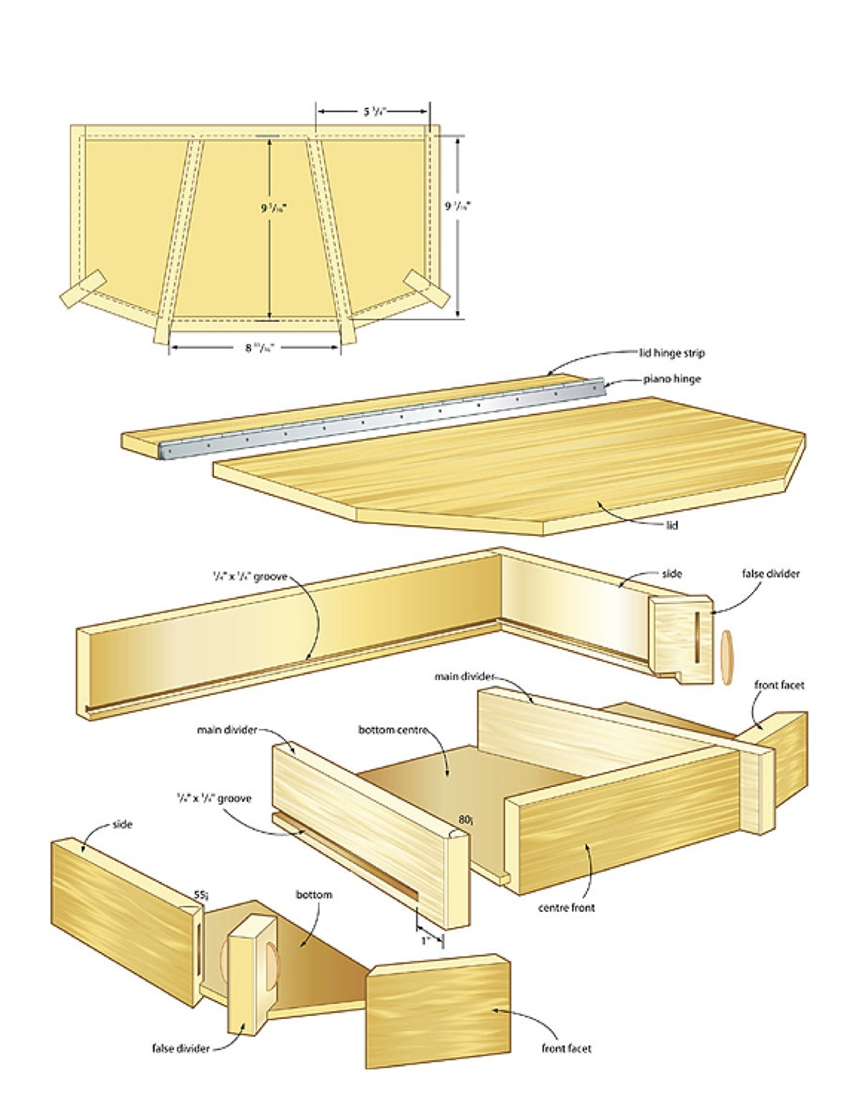 Plans to build Wooden Valet Plans PDF Plans