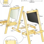 easel woodworking plans 2