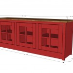 media stand woodworking plans 2