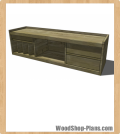 organizer woodworking plans