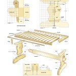 spruce coffee table woodworking plans 2