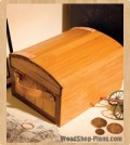 treasure chest for kids woodworking plans
