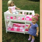 Doll Bunk Bed Woodworking Plans