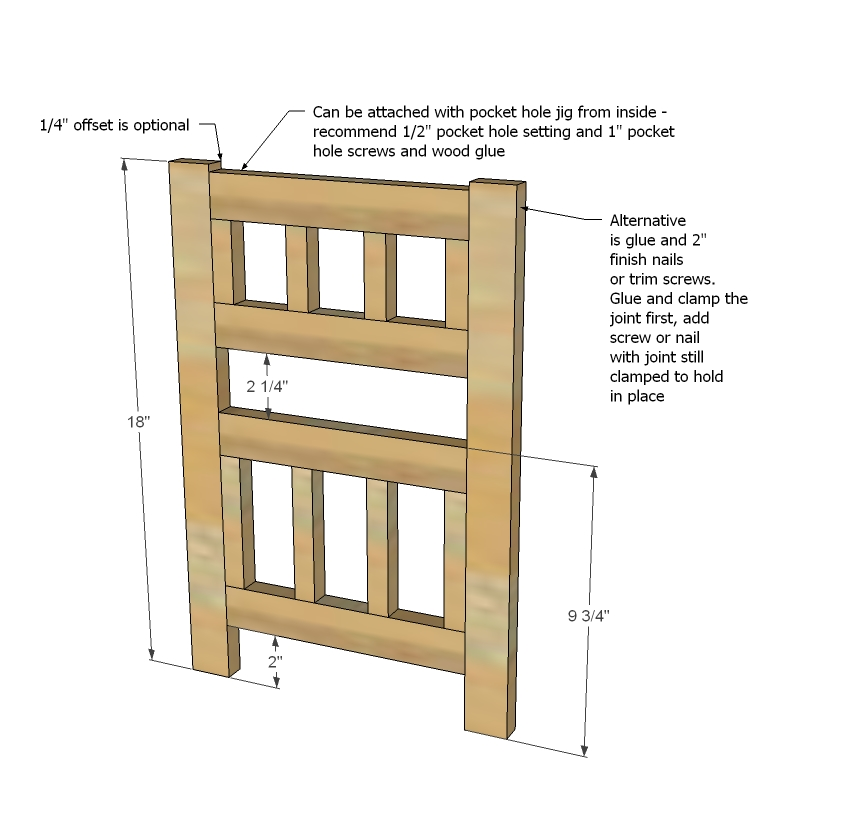 Doll House Wood Loft Bunk Bed Plans