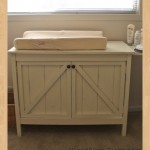 changing table woodworking plans