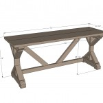 desk woodworking plans 2