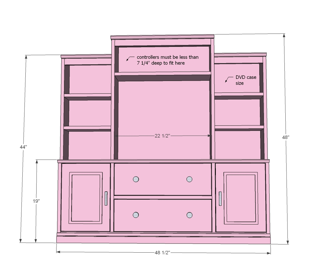 PDF DIY Entertainment Center Plans Download folding bench picnic table plans free – woodguides