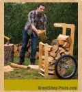 firewood cart woodworking plans
