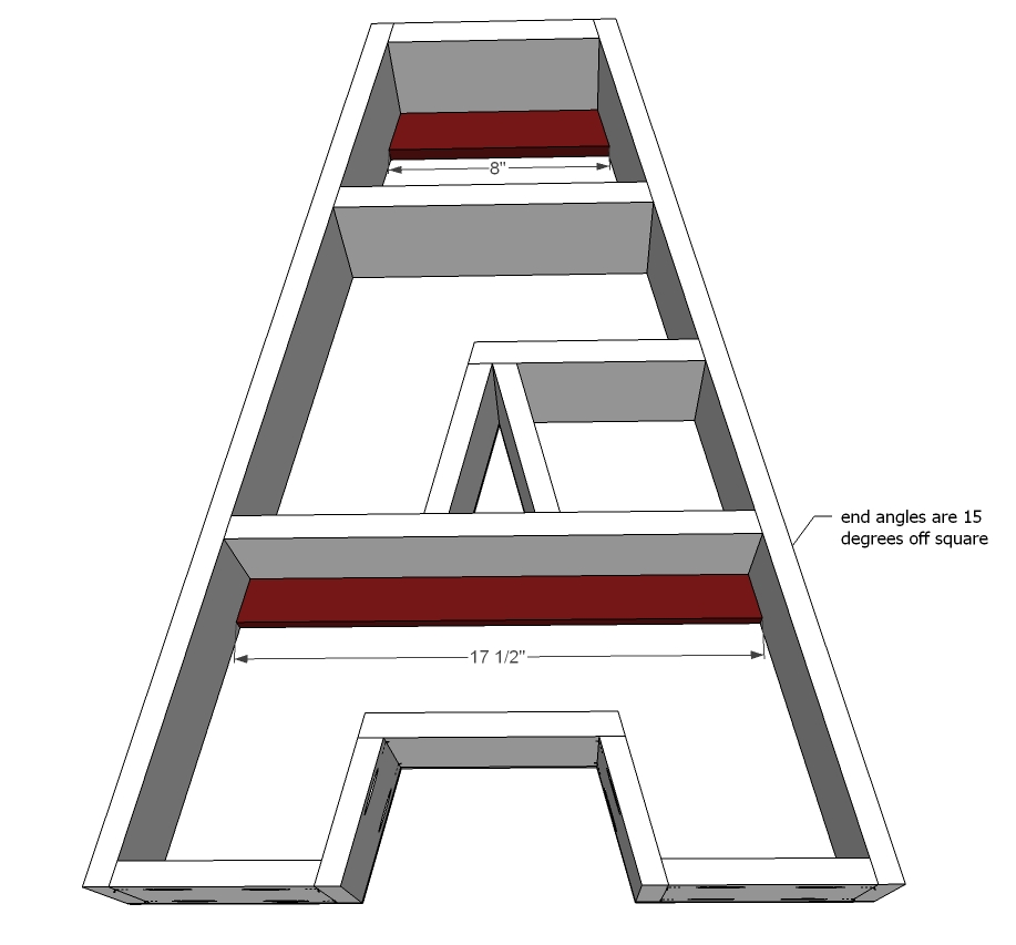 Wood Shelves Plans