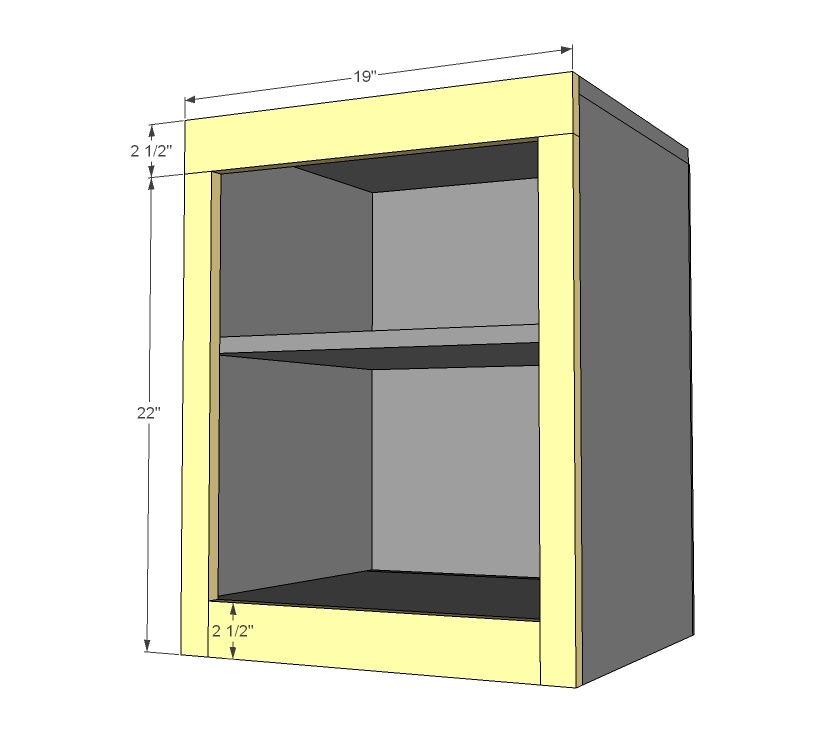 wood working plans step shelves