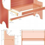 rustic bench woodworking plans 2