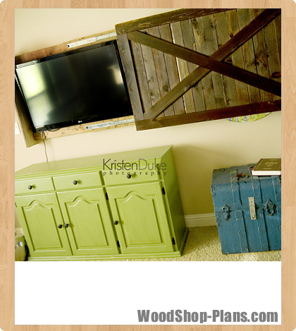 sliding tv cover woodworking plans