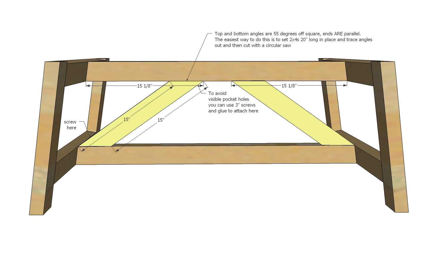 woodworking plans coffee tables | Quick Woodworking Projects