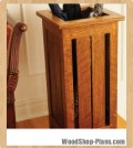 umbrella stand woodworking plans