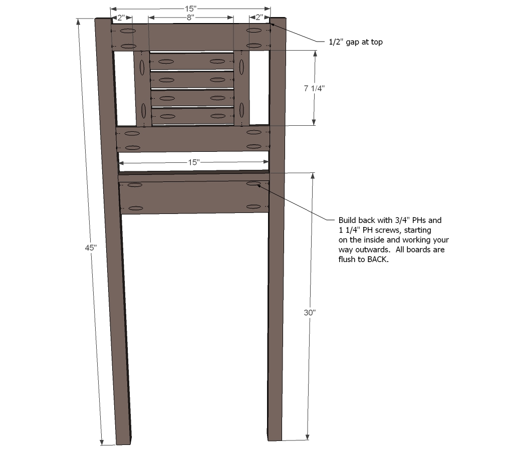How To Build A Bar Stool Video