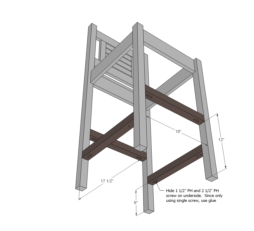 PDF DIY Bar Stool Plans Woodworking Download free wood patterns for gears – diywoodplans