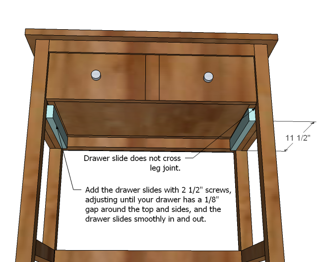 Bedside Table Woodworking Plans : Awesome Gray Bedside ...