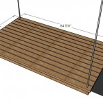 hanging daybed woodworking plans 2