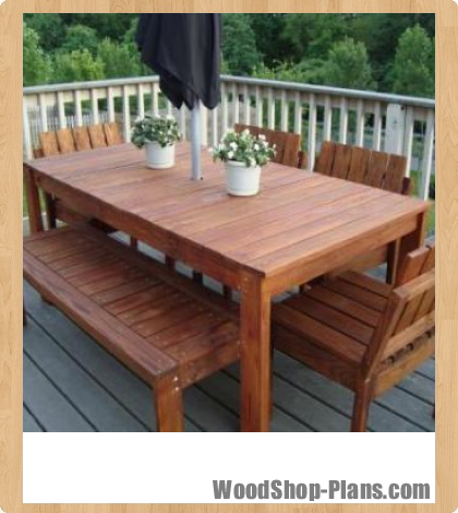 PDF DIY Outdoor Dining Table Woodworking Plans Download Outdoor Wood Oven Pla