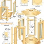 patio lanterns woodworking plans 2