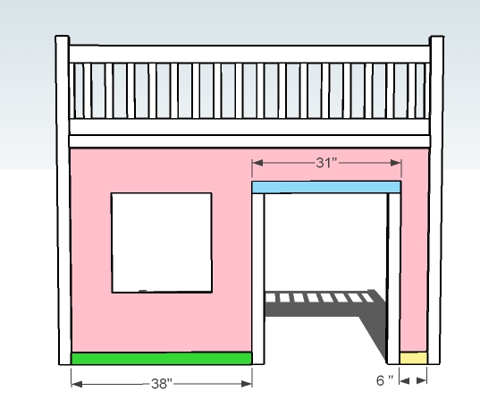 woodworking plans loft bed