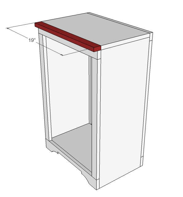 Woodworking Plans Garbage Can Storage