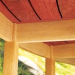 campfire bench woodworking plans 2