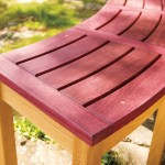 campfire bench woodworking plans 3