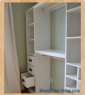 closet storage organizer woodworking plans